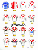 airdrie/airdrieonians shirts print